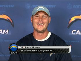 Watch: Rivers: 'Lot of good ball left in me'