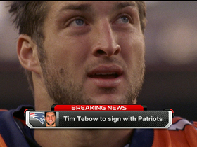 Video - Tim Tebow a good fit in New England?