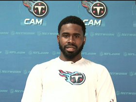 Video - Tennessee Titans WR Nate Washington talks Chris Johnson, Jake Locker