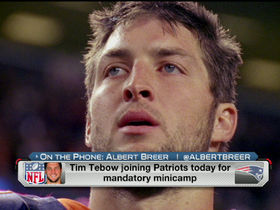 Video - Breer: Patriots will keep Tebow hype to minimum