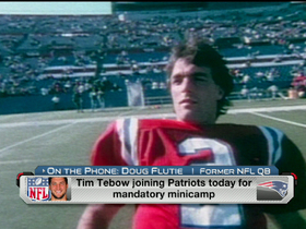 Video - Doug Flutie talks Tim Tebow signing