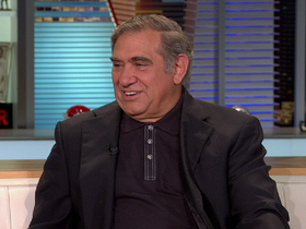 Watch: Actor Dan Lauria on playing Vince Lombardi