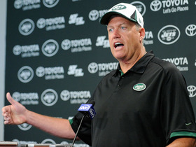 Video - Rex Ryan happy for Tim Tebow