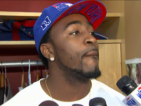 Video - New York Giants WR Hakeem Nicks: GM Jerry Reese knew the situation
