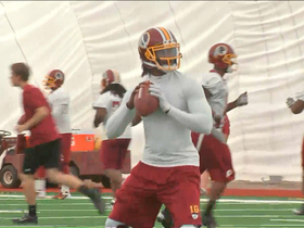 Watch: RGIII invokes LeBron