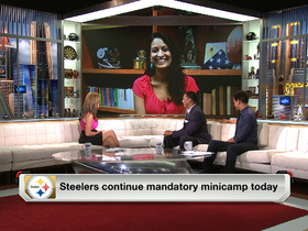 Watch: Steelers prepared if Roethlisberger misses time
