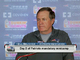 Watch: Bill Belichick steps in for round two of Tebowmania