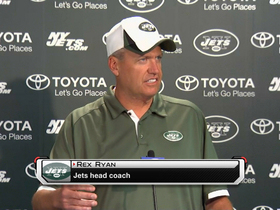 Video - Rex Ryan says Geno Smith could run read-option