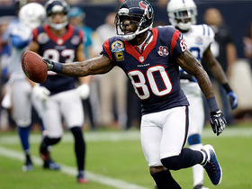 Video - Houston Texans wide receiver Andre Johnson: We 'need to be more consistent'