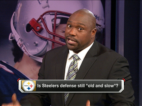 Watch: Sapp: Steelers' defense still 'old and slow'