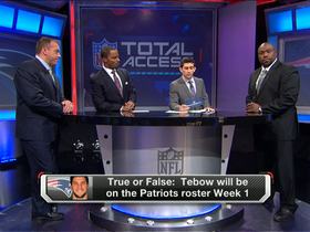 Watch: 'True or False': Tim Tebow edition