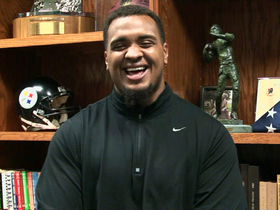 Watch: Pittsburgh Steelers center Maurkice Pouncey joins 'NFL AM'