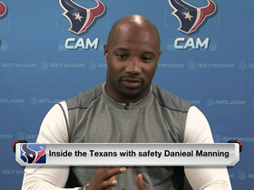Video - Inside the Houston Texans with Danieal Manning