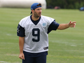 Watch: 'Coach' Tony Romo making his voice heard
