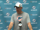 Watch: Philbin pleased with Dolphins' progress at minicamp