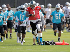 Video - Should Carolina Panthers quarterback Cam Newton be named captain?