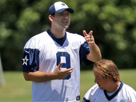 Watch: Tony Romo's expanded role with Cowboys