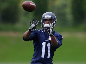 Video - Seattle Seahawks WR Percy Harvin is eager to get going
