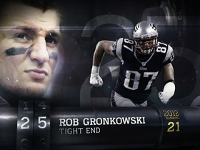 Video - 'Top 100 Players of 2013':  Rob Gronkowski