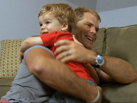 Watch: Greg Olsen's touching story