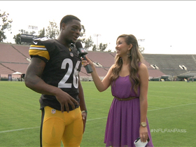 Watch: Le'Veon Bell loves football movies