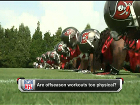 Watch: Offseason workouts too physical?