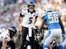 Video - Will Baltimore Ravens quarterback Joe Flacco step up as Ravens' leader?