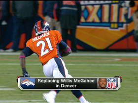 Watch: Ronnie Hillman: Lot of pressure playing with Peyton