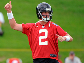 Watch: New deal in works for Matty Ice?