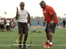 Watch: Fan Pass: Snoop Youth Football League mini-camp