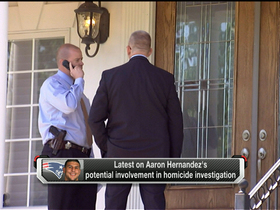 Watch: Latest on Aaron Hernandez investigation