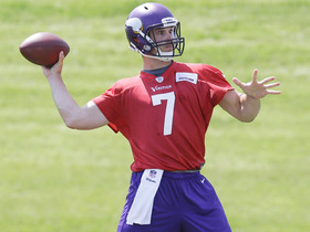 Video - Minnesota Vikings quarterback Christian Ponder's progress report