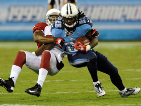 Video - Can Tennessee Titans RB Chris Johnson carry the load?