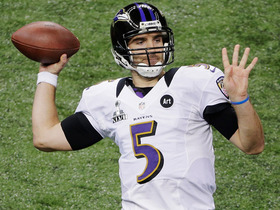 Video - Does the NFL still not respect Baltimore Ravens QB Joe Flacco?