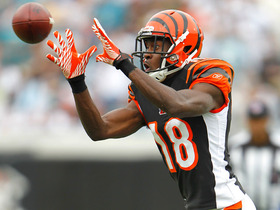 Video - The greatness of Cincinnati Bengals WR A.J. Green