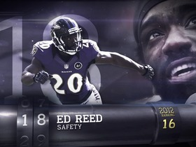 Video - 'Top 100 Players of 2013':  Ed Reed