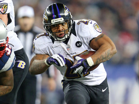 Video - Ray Rice talks Ravens' losses, sharing carries