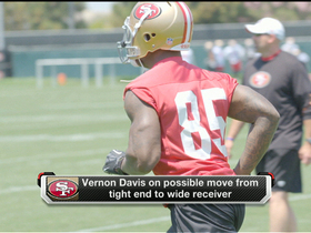 Video - San Francisco 49ers TE Vernon Davis: 'Seattle Seahawks building a dynasty'