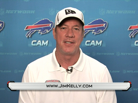 Video - Buffalo Bills legend Jim Kelly joins 'NFL AM'