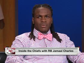 Video - Jamaal Charles: 'I've never been around a coach' like Andy Reid