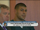 Watch: Aaron Hernandez's living conditions