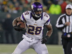 Can Adrian Peterson rush for 2,500 yards?