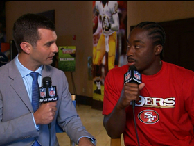 Video - 49ers RB Marcus Lattimore discusses Aaron Hernandez murder case
