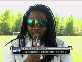 Video - Richard Sherman sounds off