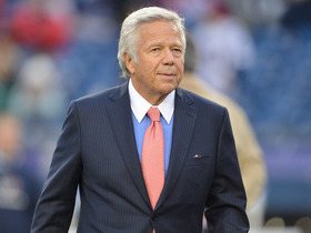 Video - Robert Kraft: Patriots were 'duped'