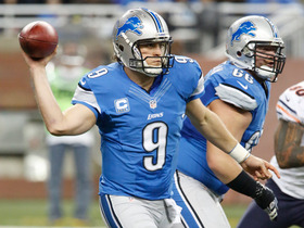 Video - Is Detroit Lions quarterback Matt Stafford worth $53M contract extension?
