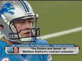 Video - Is Matthew Stafford worth the money?