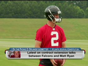 Video - Latest on Matt Ryan contract talks
