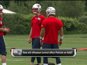 Video - Patriots' problems