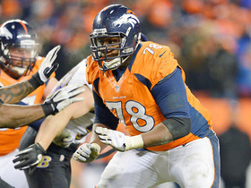 Video - Ryan Clady agrees to contract with Broncos